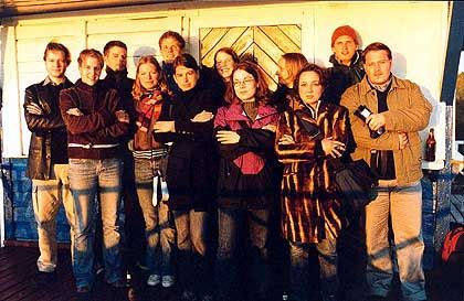 Plan 17-Kollektiv in Litauen: Frostiger Wind auf dem Arbeitsmarkt