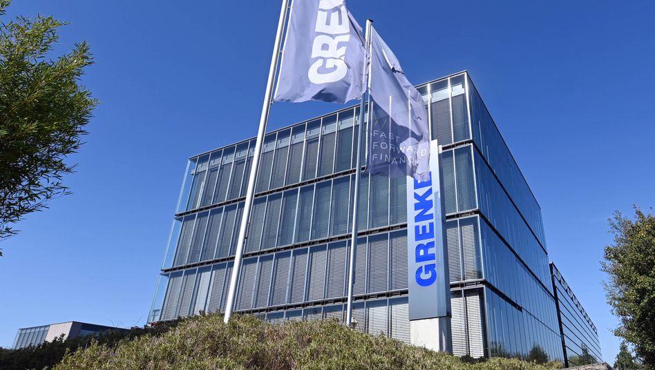 Zentrale in Baden-Baden: Der Grenke-Konzern wartet noch auf ein Wirtschaftsprüfertestat für seine Jahresbilanz
