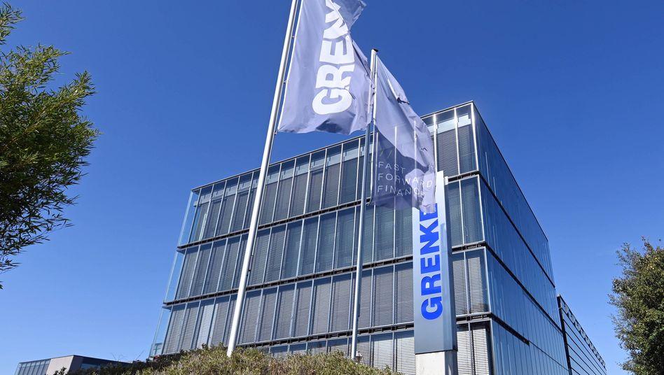 Grenke-Sitz in Baden-Baden: In Reaktion auf die Short-Attacke wird der Vorstand um einen Risikochef erweitert