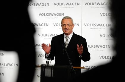 Große Pläne: VW-Chef Winterkorn will Toyota angreifen