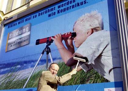"""Bildungsminister Reiche: """"Größter Generationswechsel seit 25 Jahren"""""""