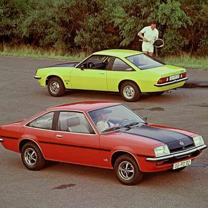 Legendärer Erfolg: Der Opel Manta (hier die Modellreihe B) verkaufte sich insgesamt über eine Million Mal