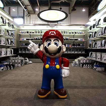 Gefragter Kerl: Ein Uservideo über ein menschliches Pendant zu Super Mario stieß auf großes Interesse