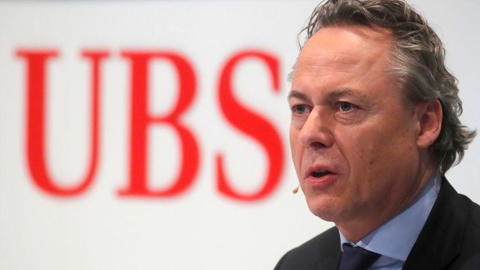 """""""Rolle als Wächter nicht gut genug erfüllt"""": UBS-Chef Ralph Hamers kämpft gegen die Schatten seiner Vergangenheit"""