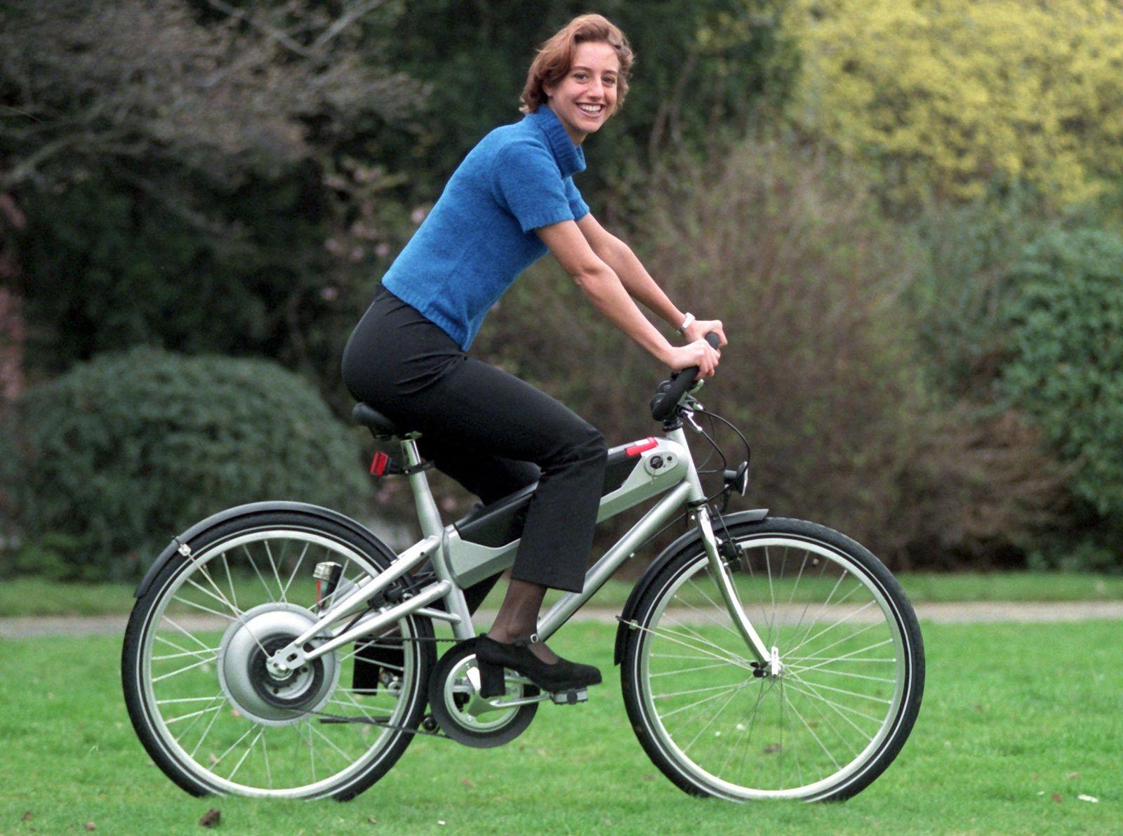 Fahrrad mit Elektromotor / E-Bike