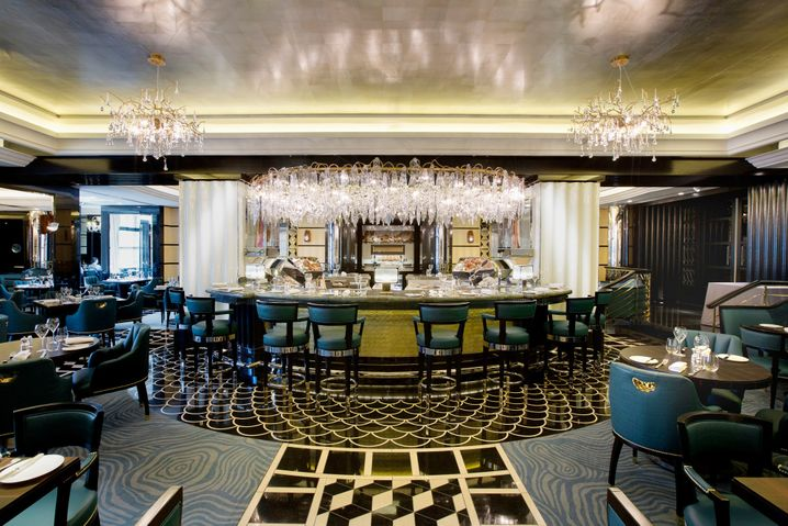 Kaspars Seafood Bar and Grill at The Savoy