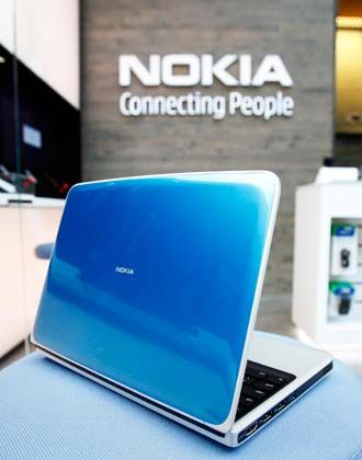 Nokia Netbook 3G: Design und Name erinnern an Apple