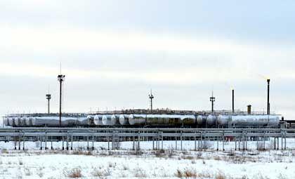 Reichhaltige Bodenschätze:Größte Gasfelder der Welt