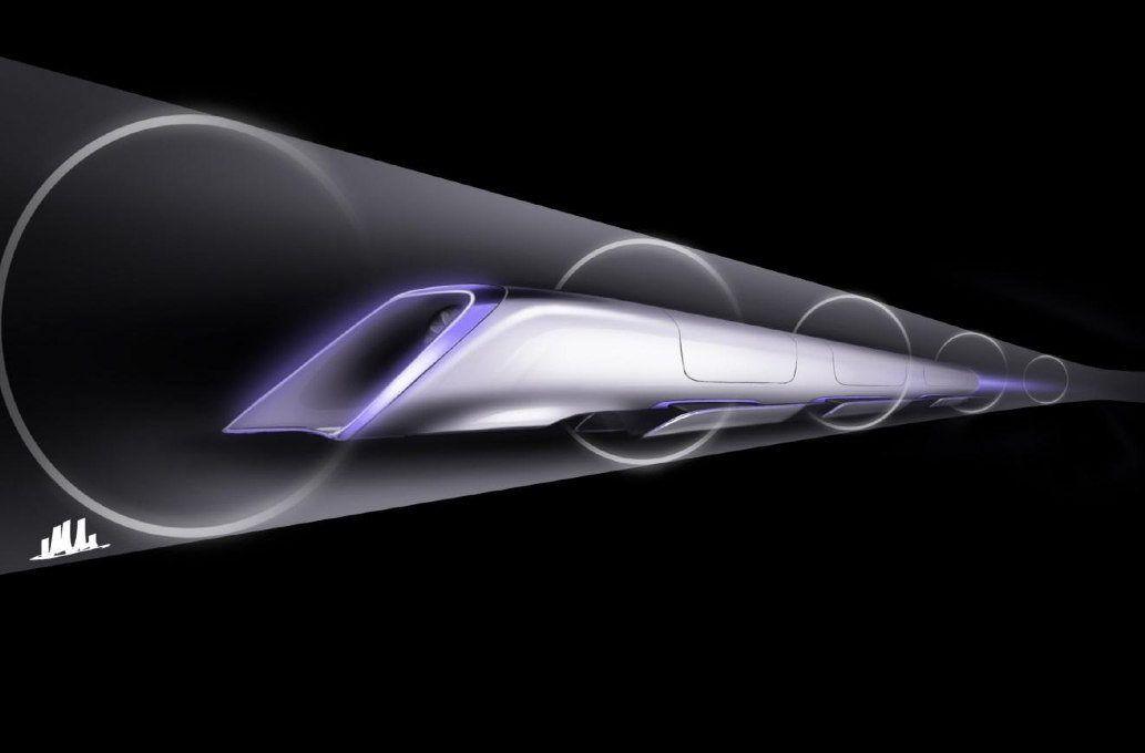 Alon Musk / Hyperloop Tranportation System concept