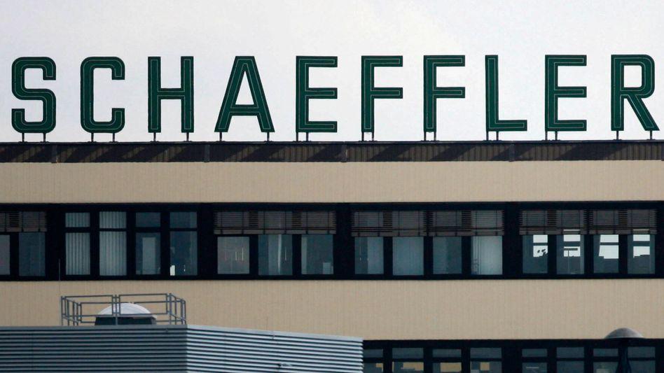 Hauptsitz der Schaeffler Gruppe in Herzogenaurach: Jahresziele werden sicher erreicht