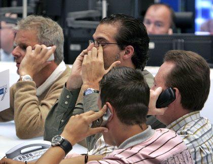 Wer kommt rein, wer muss raus: Auch unter Aktienhändlern ein gern diskutiertes Thema