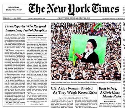 Zeitung:Krisengeschütteltes New Yorker Blatt