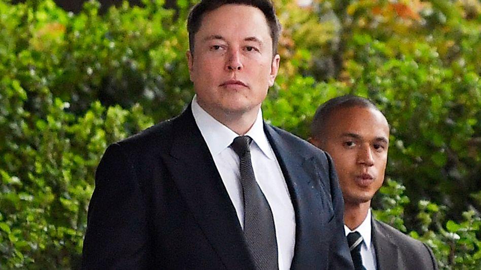 Tesla-Chef Elon Musk: Im winken 346 Millionen Dollar allein aus der ersten Tranche seines Bonus-Pakets