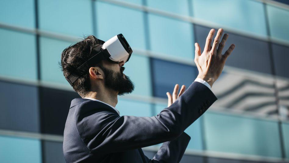 Virtuelle Realität: Bringt uns die Digitalisierung einen Zugewinn an Freiheit?