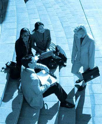 Kontakte für die Karriere: Ein CIO sollte sich nicht in täglichem Klein-Klein verzetteln