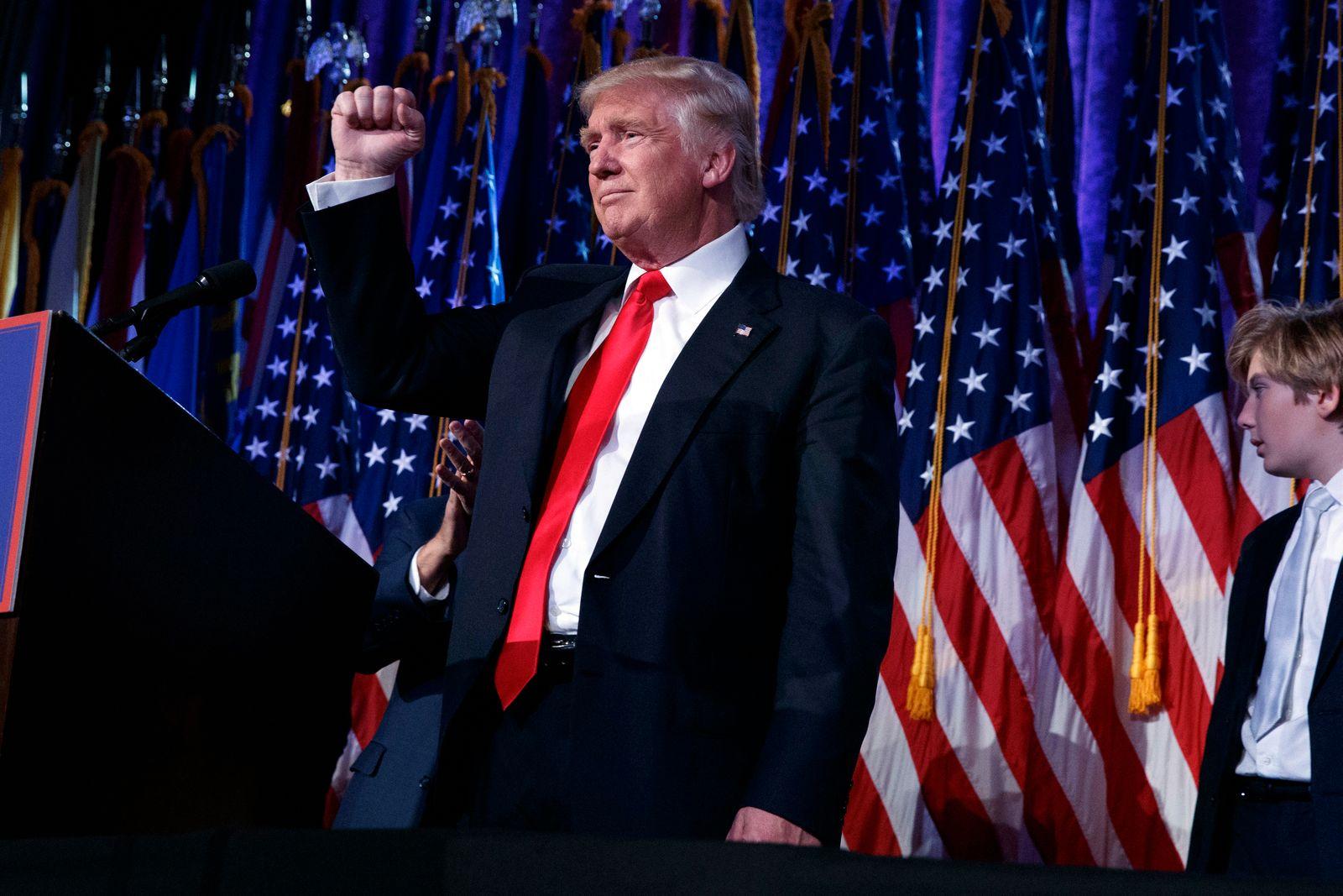 Trump / Sieg