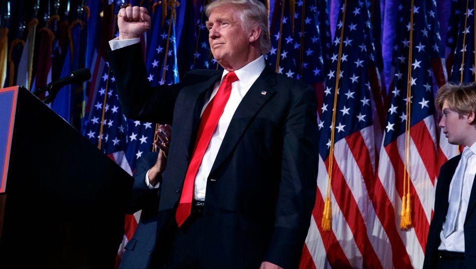 Donald Trump: Wahlsieg auf Basis gefühlter Wahrheiten