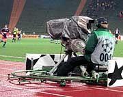 Was ist ein Spiel wert? Kampf um die Fußball-TV-Rechte
