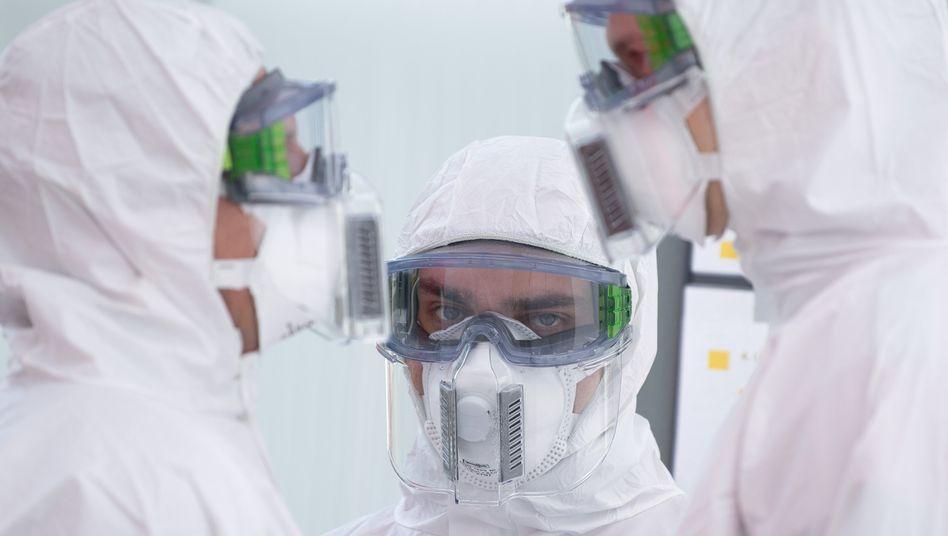 Zu wenig Intensivpfleger: In der Corona-Krise wird der Mangel an Pflegepersonal in den Krankenhäusern zum Problem