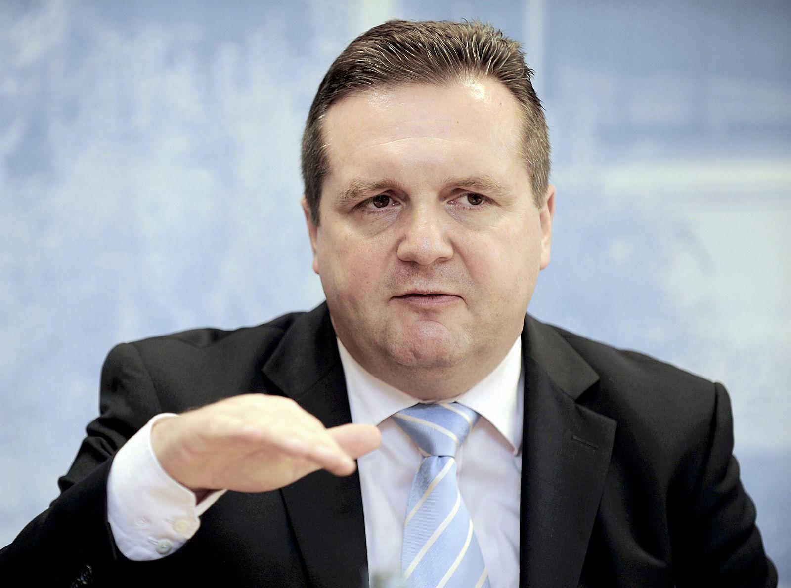 Ministerpräsident Stefan Mappus