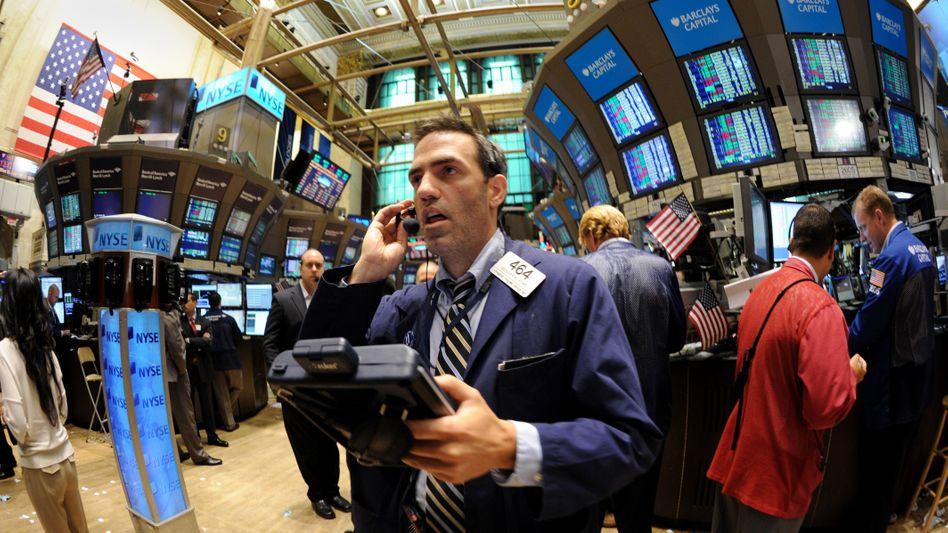 Börse in New York: ETFs haben bereits einen großen Anteil am weltweiten Aktienhandel