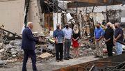 Trump besucht Kenosha