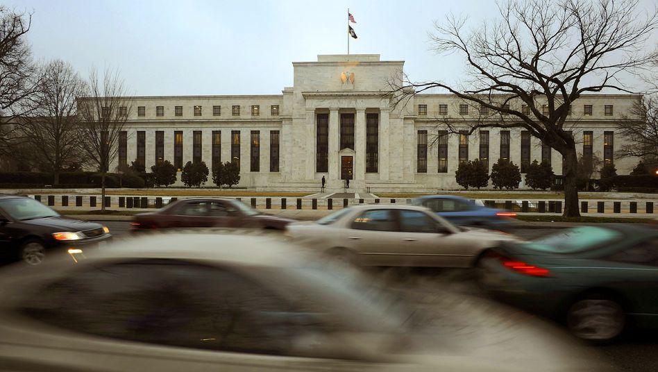 US-Notenbank Fed: Silberstreif am Horizont