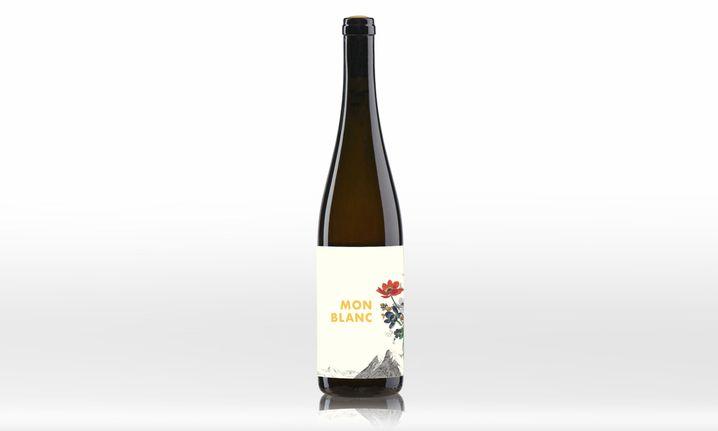 Mon Blanc (2019): Jurtschitsch, Kamptal, Österreich 14,52 Euro, www.weinfurore.de