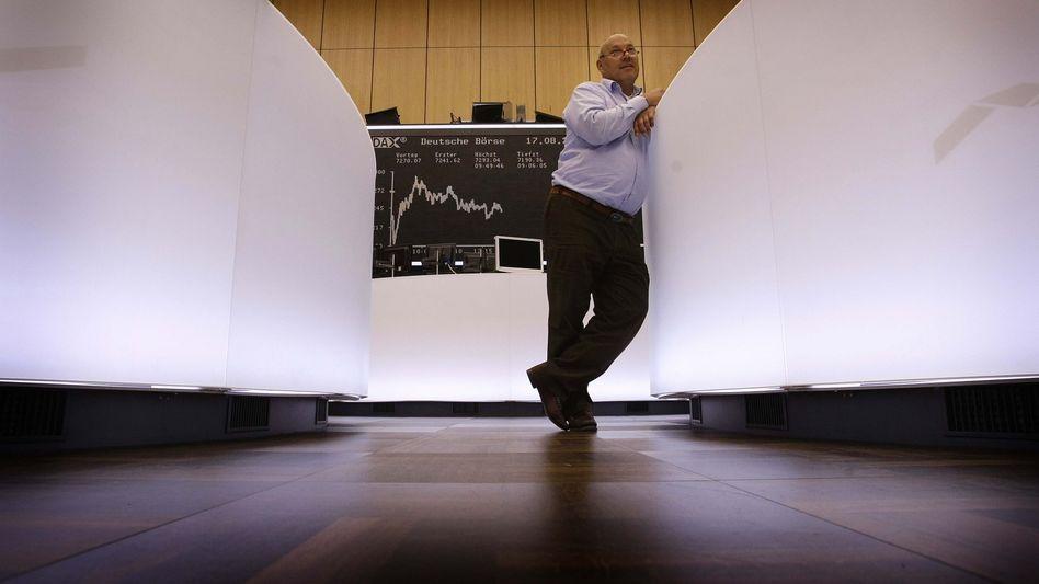 Erholung in Frankfurt: Aktienkurse heute gestiegen