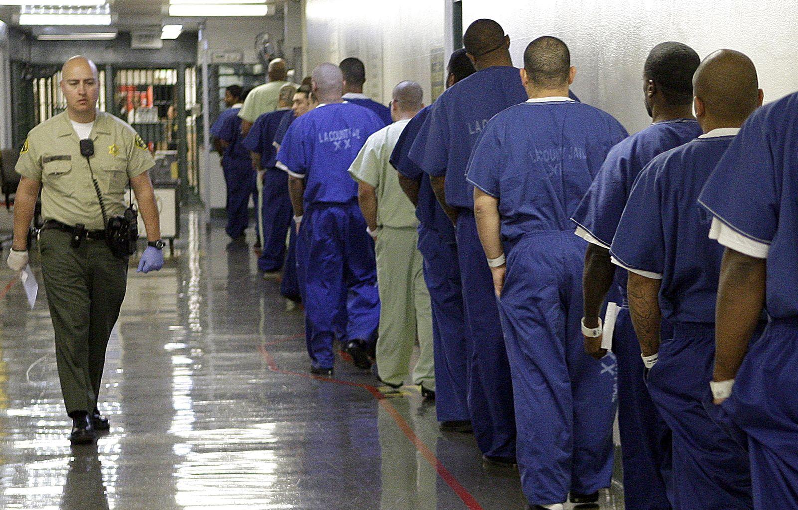 Zentral Gefängnis / Los Angeles