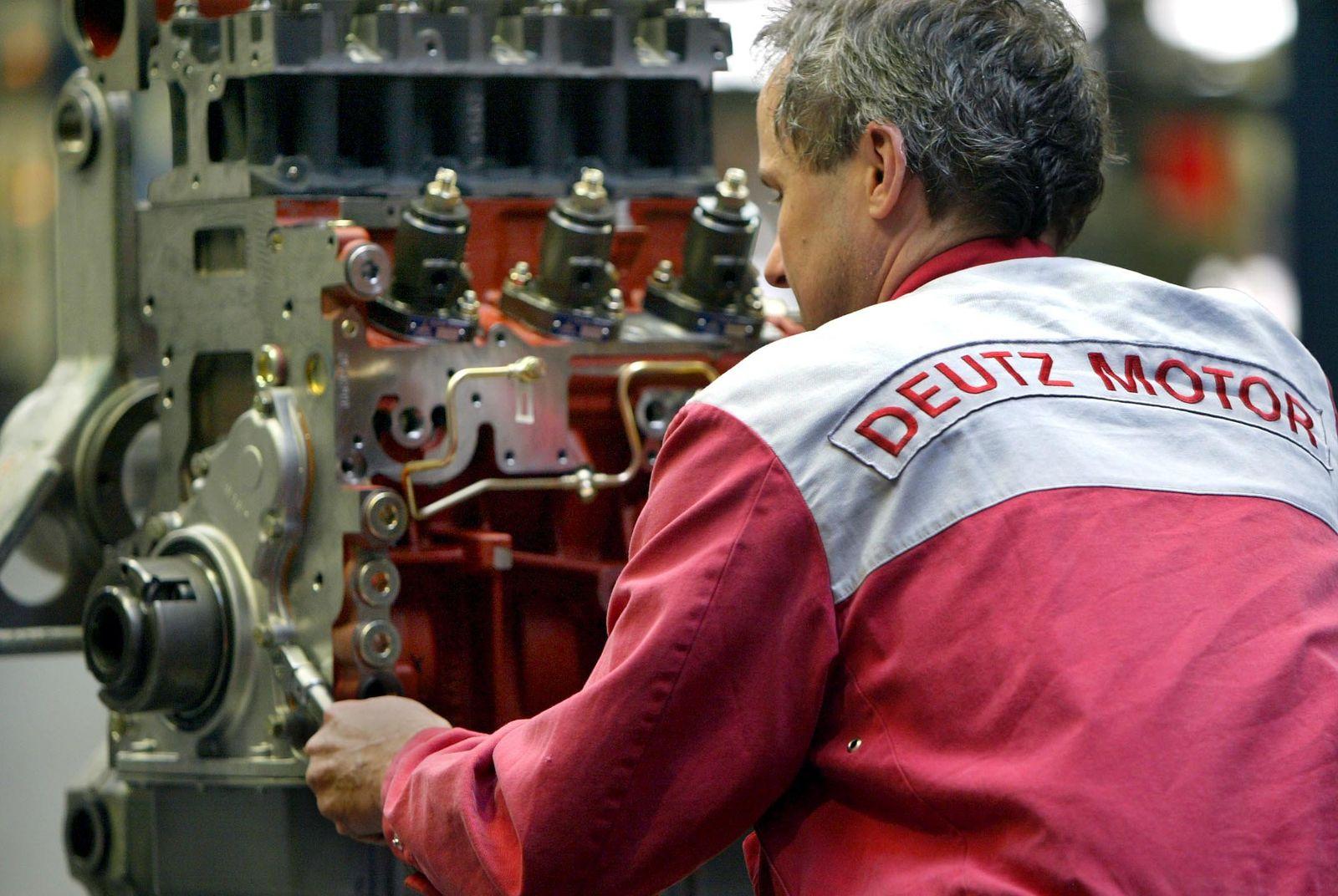 Deutz AG / Motorenhersteller