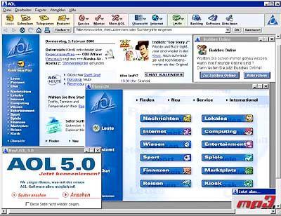 Verklagt: AOL soll acht Milliarden Dollar zahlen