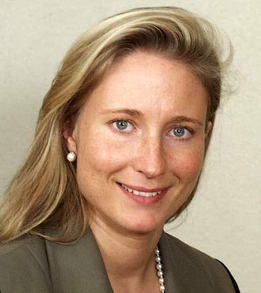 Durchleuchtet Manager:Ruth Stock-Homburg, BWL-Professorin an der TU Darmstadt, hat einen Monitor zur Abfrage der Work-Life-Balance bei Führungskräften entwickelt