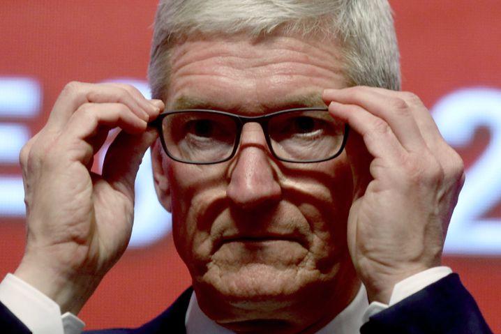 Hat jetzt einen anderen Blick drauf: Apples Vorstandschef Tim Cook.