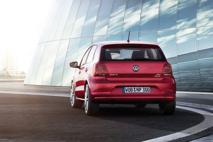VW Polo: Der Wolfsburger Kleinwagen-Klassiker legt im Januar eine flotte Runde ein - bleibt aber dennoch auf Rang 3, seinem Stammplatz