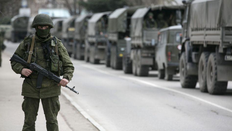 Militärausgaben Russland