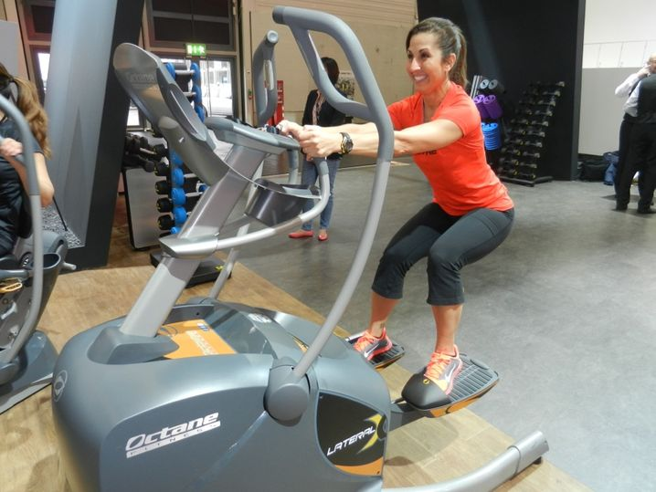 Hartes Workout auf Knopfdruck: Der Octane Lateral X