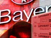 Deutliches Halte-Signal: In Sachen Lipobay stehen die Vorzeichen für Bayer aktuell nicht gut