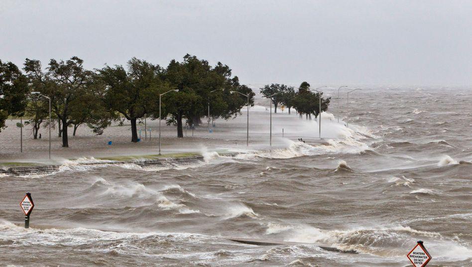 """Taifun: Angst auf den Philippinen vor """"Haiyan"""""""