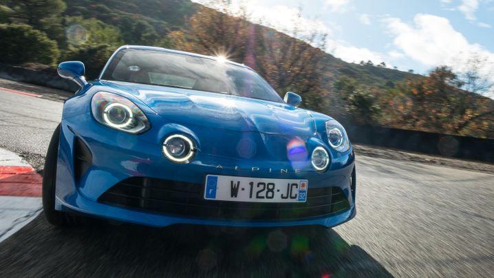 Die Alpine A110