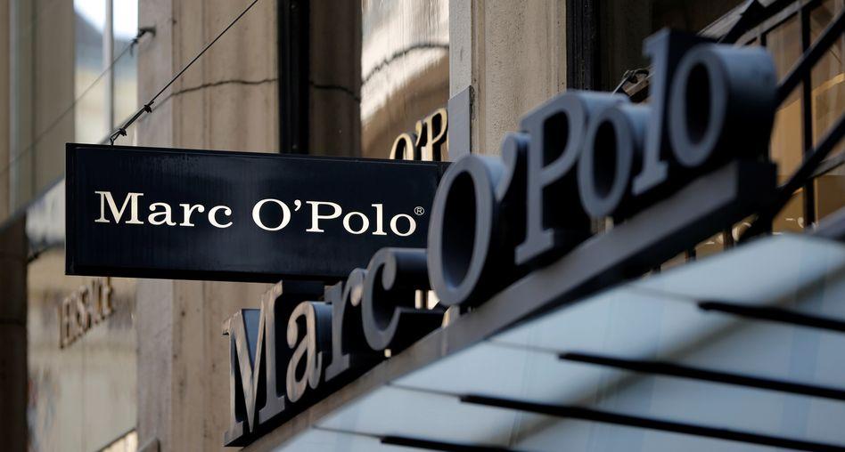 Marc OPolo-Geschäft: Die Modemarke erzielt bislang 30 Prozent ihres Umsatzes außerhalb des deutschsprachigen Raums. Dieser Anteil soll unter dem neuen Chef deutlich steigen