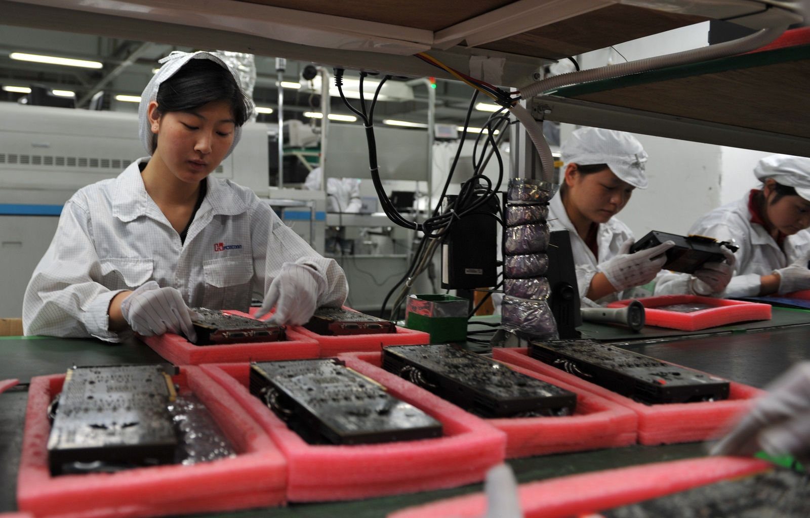 CHINA-TAIWAN-TECHNOLOGY-FOXCONN-SUICIDE