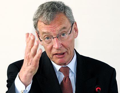 Erklärungsversuch: Siemens-Aufsichtsratschef Cromme