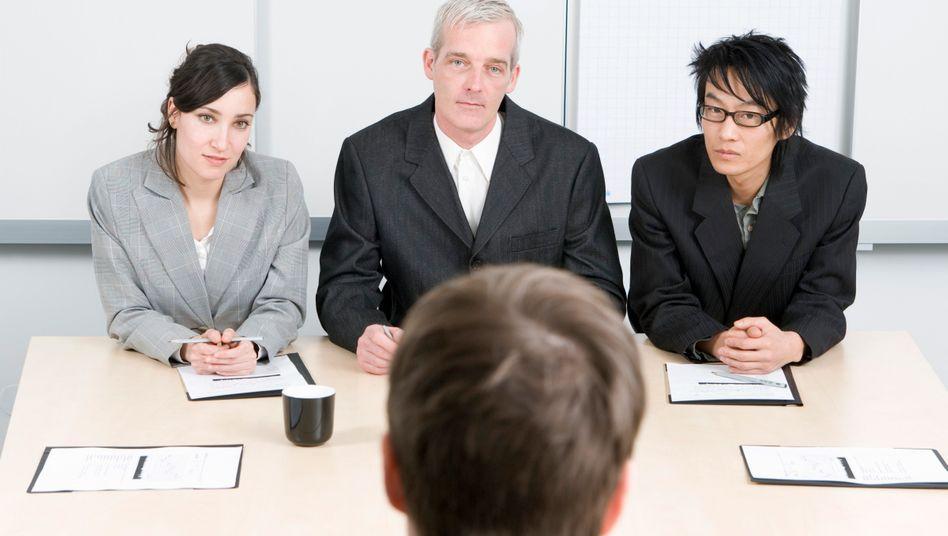 Überfordert: Das mittlere Management steht in vielen deutschen Unternehmen unter Druck