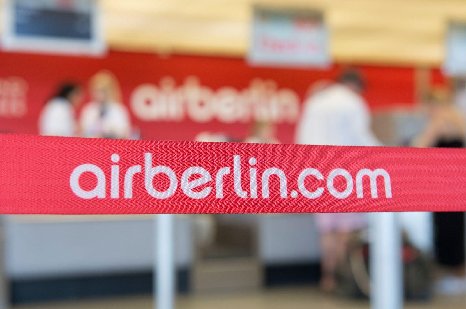 Air Berlin / Insolvenz