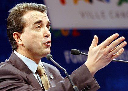 Beschuldigt Ex-Premier Villepin: EADS-Großaktionär Lagardère