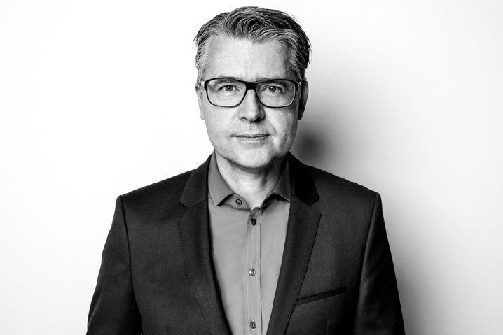 Matthias Schrader, Mitgründer der Agentur Sinnerschrader