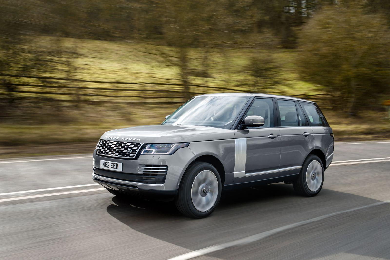 Range Rover Vogue / Frontansicht