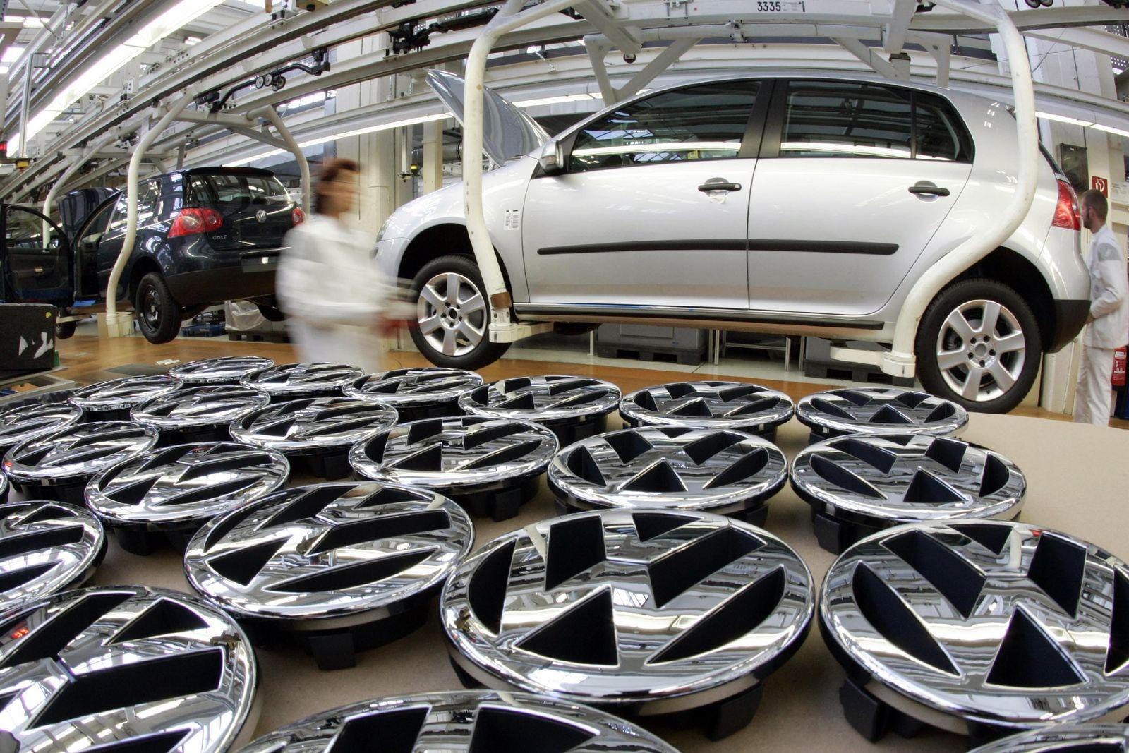 Volkswagen / VW / Produktion