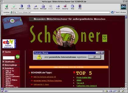 Für Kinder, Kunst und Klamauk: Schoner.de